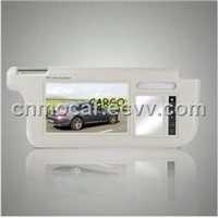 7 inch Car Sun-Visor Monitor