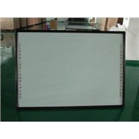 82'' Educational equipment Dual - Touch smart infrared interactive whiteboard with USB2.0