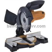 "8"" Dual Slide Compound Miter Saw with Laser"