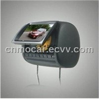 "9"" Car Headrest DVD Player"