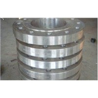 ASTM A105 Nominal Diameter DN15 - DN600 Wall Thickness SCH40 Forged Steel Flange