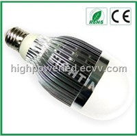 A 9W led bulb for house lighting