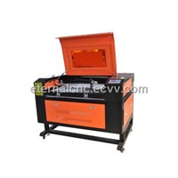 hihg quality Acrylic/wood/marble/graniet/paper/plywood Laser Engraver and cutter  RF-9060-CO2-80W