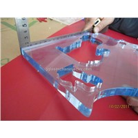 Acrylic laser cutter for advertising industry