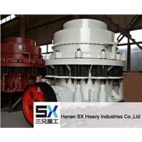 Advanced Technology Stone Cone Crusher, Complicated Cone Structure