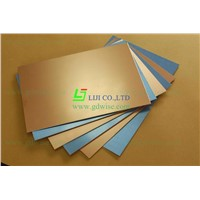 Aluminum Base Copper Clad Laminate(LED Aluminum base PCB)