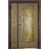 Aluminum Door (Sun & Moon Radiance )