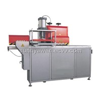 Aluminum Profile End-milling Machine LDX-250/ Two-end Milling Machine for aluminum profile -AWEN
