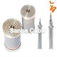 Aluminum conductor steel reinforced cable (ACSR)  BS 215