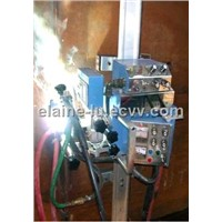 Automatic Gas-Electric Vertical Seam Welding Machine