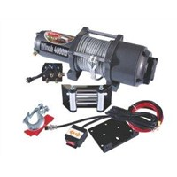 Automatic brake 12v 4000 lb ATV Electric Winch / Winches