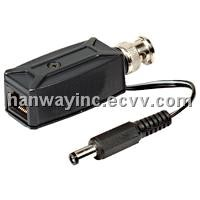 BNC To RJ45 With Power Cord