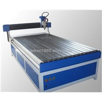 Ballsrews cnc router YH-1224 with a rotary