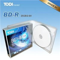 Blu-ray Discs, 6X Running Speed, 25GB Memory and 240-minitue Playing Time