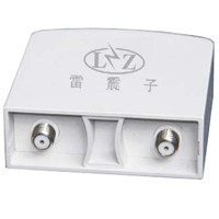 CATV network surge protection device