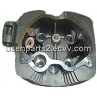 CG motorcycle cylinder head assy