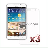 CLEAR FILM LCD GUARD For Samsung Galaxy Note LTE I717