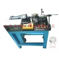 Capillary Pipe Coiling Machine