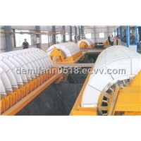 Ceramic vacuum filter for dewatering with ISO9001:2008 certification