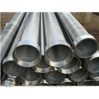 Chinese wedged wire screens filter pipe ,Johnson screens