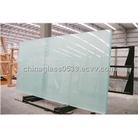 Clear Laminated Glass for Curtain Wall