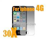 Clear Screen LCD Cover Protector For Iphone 4 4S