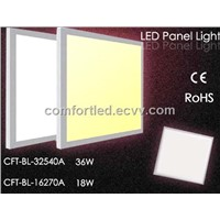 Comfort high quality LED Panel light
