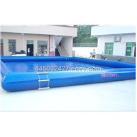 Commercial Inflatable water pool/swimming pool/water ball pool(POOL-138)