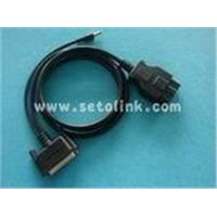 DB25 TO 24V OBD MAIN CABLE