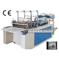 DFR-E700 series hot-sealing T-shirt bag making machine