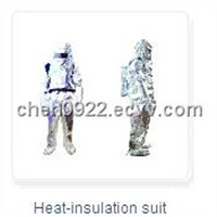 DTXF heat insulation suit