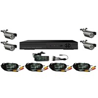 DVR kit with camera