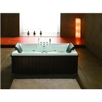 Deluxe High quality Massage bathtub with CE