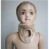 Deluxe pediatric cervical collar LJ003