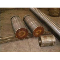 Diameter 130mm - 700mm GB 3077 Carbon Steel Forged Round Bar for Injection Moulds