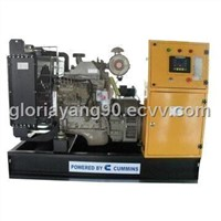 Diesel Generator Set, Water-cooled with Cummins Engine