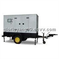 Diesel Generator Set with 1,500/1,800RPM Speed and 50/60Hz Frequency