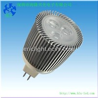 Dimmable 6W LED spot light
