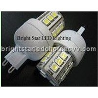 Dimmable LED G9 Lamp with 21pcs 5050SMD