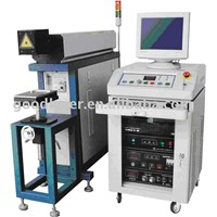 Diode-pumped laser marking machine JD1625D