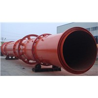 Directly Heated Rotary Dryer