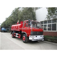 DongFeng 145 Water Tender With Fire Pump