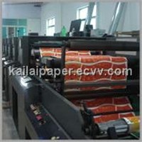 Double PE Coated Paper Board for Beverage Cups in Roll