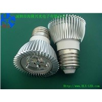 E27 3X1W LED spot light