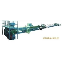 EPE foam pipe making machine