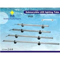 Energy Saving 0.8W DC 12V T5 Marine Aquarium LED Lights For Growing Coral Or Plants