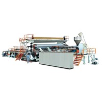 Extra-width Geomembrane/Waterproof Sheet Extrusion Line