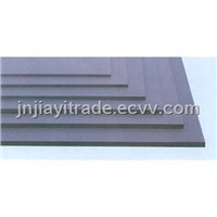 Extruded PVC rigid board