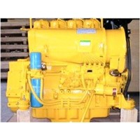 Displacement Clockwise Air Cooled Diesel Water Pump Deutz Generator Engine
