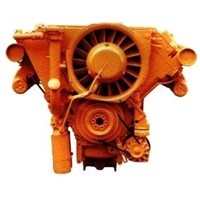 F8L413F 12.763L Displacement Naturally Aspirated Air Cooled Diesel Deutz Generator Engine